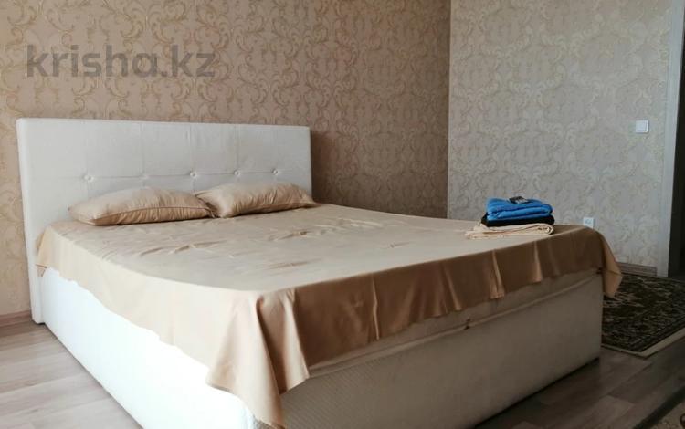 1-комнатная квартира, 32 м², 2/9 этаж посуточно, Толстого 25 за 7 000 〒 в Костанае
