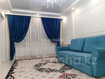 2-комнатная квартира, 66 м², 11/18 этаж помесячно, Брусиловского 167 за 250 000 〒 в Алматы, Алмалинский р-н
