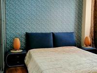 2-комнатная квартира, 52 м², 19/25 этаж, Каблукова 270/1 — Торайгырова за 37 млн 〒 в Алматы, Бостандыкский р-н
