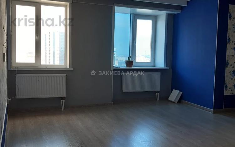 3-комнатная квартира, 118 м², 17/19 этаж, Кенесары 8 за 37 млн 〒 в Нур-Султане (Астана), Сарыарка р-н