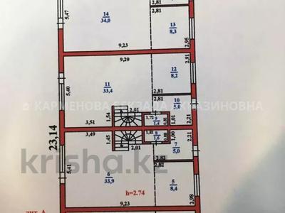 Здание, мкр Алтай-1 площадью 490 м² за 2 400 〒 в Алматы, Турксибский р-н — фото 14
