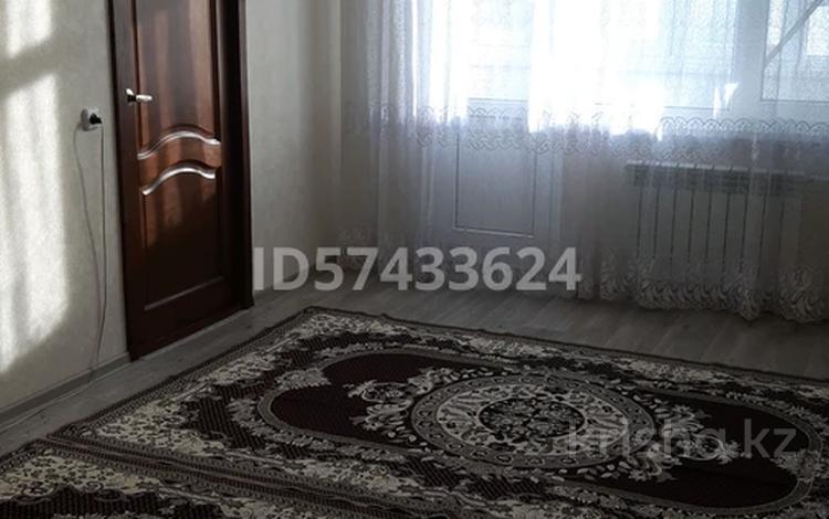 4-комнатная квартира, 61.2 м², 5/5 этаж, Есет батыра — Алия Молдагулова за 9.5 млн 〒 в Актобе, мкр 5