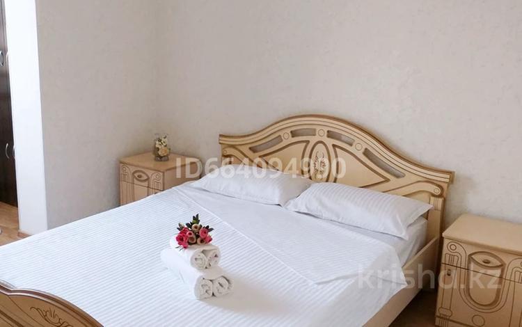 2-комнатная квартира, 52 м², 3/5 этаж посуточно, улица Кылышбай Акына 51 за 8 000 〒 в Таразе