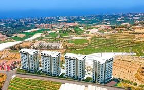2-комнатная квартира, 53 м², 5/12 этаж, Район Махмутлар за 27 млн 〒 в