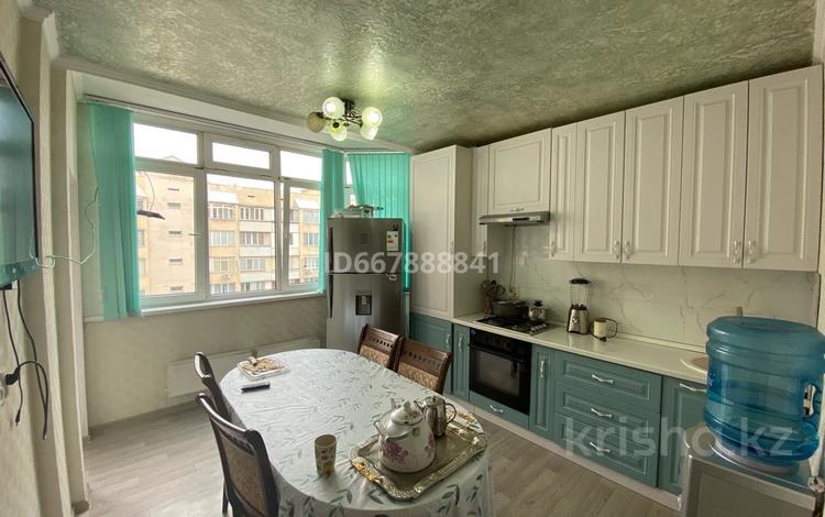 3-комнатная квартира, 74 м², 8/9 этаж, мкр Аксай-1А за 35 млн 〒 в Алматы, Ауэзовский р-н