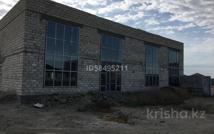 Здание, площадью 400 м², мкр Самал 31 за 90 млн 〒 в Атырау, мкр Самал