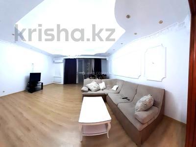 4-комнатная квартира, 140 м², 8/18 этаж, Брусиловского 144 за 55 млн 〒 в Алматы, Алмалинский р-н