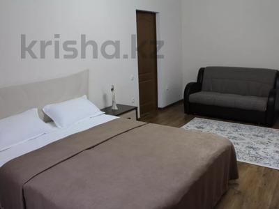 1-комнатная квартира, 48 м², 1/2 этаж посуточно, Биржан Сала 125 — Ж.Жабаева за 13 000 〒 в Талдыкоргане — фото 5