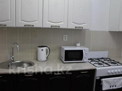 1-комнатная квартира, 48 м², 1/2 этаж посуточно, Биржан Сала 125 — Ж.Жабаева за 13 000 〒 в Талдыкоргане — фото 14