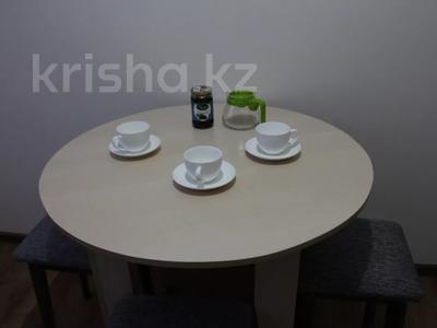 1-комнатная квартира, 48 м², 1/2 этаж посуточно, Биржан Сала 125 — Ж.Жабаева за 13 000 〒 в Талдыкоргане — фото 12