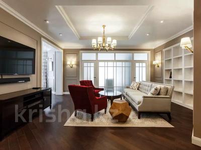 5-комнатная квартира, 220 м², 3/6 этаж помесячно, проспект Кабанбай Батыра 13 за 600 000 〒 в Нур-Султане (Астана), Есиль р-н