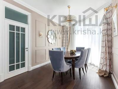5-комнатная квартира, 220 м², 3/6 этаж помесячно, проспект Кабанбай Батыра 13 за 600 000 〒 в Нур-Султане (Астана), Есиль р-н — фото 7