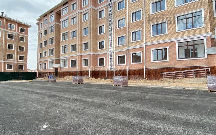 1-комнатная квартира, 42.15 м², 5/5 этаж, Отрар за ~ 8.4 млн 〒 в Туркестане