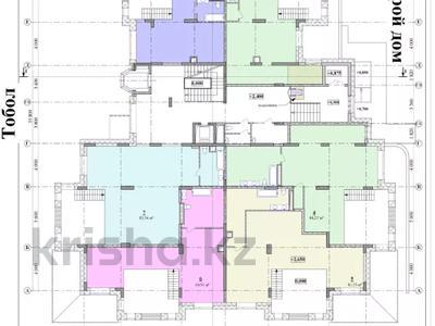 1-комнатная квартира, 63 м², 6/11 этаж, Аль-Фараби 3 за ~ 18.4 млн 〒 в Костанае — фото 28