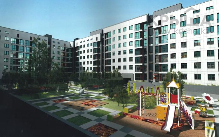 3-комнатная квартира, 81.28 м², А.Байтурсынова 51 за ~ 19.9 млн 〒 в Нур-Султане (Астана)