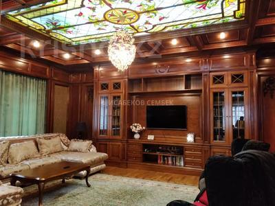 4-комнатная квартира, 220 м², 1/3 этаж, Горная — Оспанова за 260 млн 〒 в Алматы, Медеуский р-н
