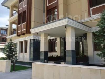4-комнатная квартира, 220 м², 1/3 этаж, Горная — Оспанова за 260 млн 〒 в Алматы, Медеуский р-н — фото 7
