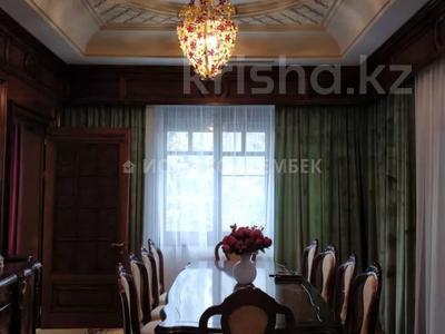 4-комнатная квартира, 220 м², 1/3 этаж, Горная — Оспанова за 260 млн 〒 в Алматы, Медеуский р-н — фото 8
