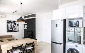 1-комнатная квартира, 75 м², 12 этаж по часам, Сатпаева 90/20 за 2 000 〒 в Алматы