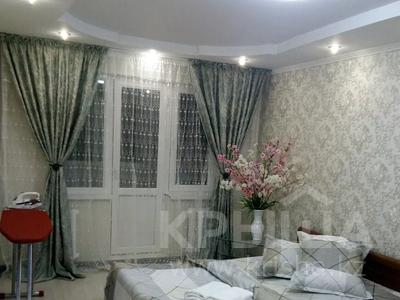 1-комнатная квартира, 60 м², 2/4 этаж по часам, мкр №10 А, Саина 2 — Шаляпина за 1 500 〒 в Алматы, Ауэзовский р-н