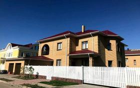 6-комнатный дом, 400 м², 10 сот., Пригородный за 135 млн 〒 в Нур-Султане (Астана), Есиль р-н