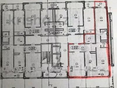 3-комнатная квартира, 82 м², 3/15 этаж, Е- 12 — Е- 10 за 8.5 млн 〒 в Нур-Султане (Астана), Есиль р-н — фото 3
