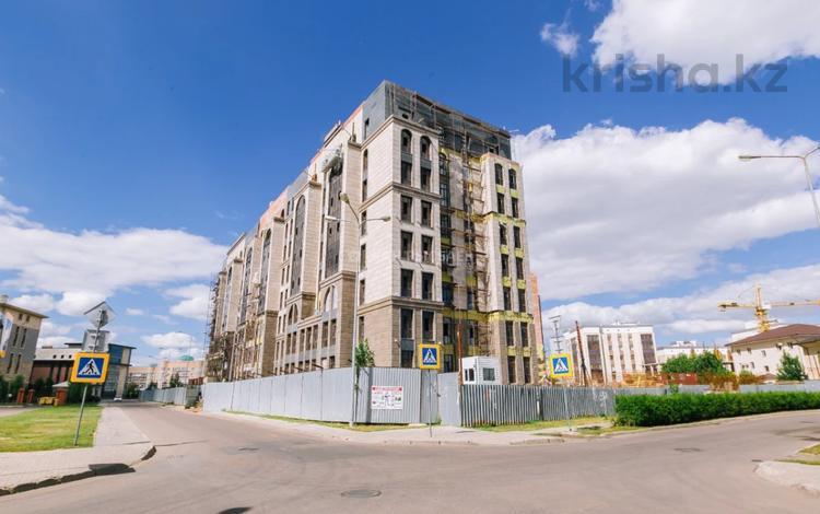 3-комнатная квартира, 133.3 м², 5/8 этаж, Умай Ана 15 за ~ 53.3 млн 〒 в Нур-Султане (Астана), Есиль р-н