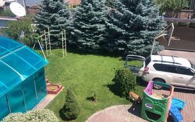 8-комнатный дом помесячно, 450 м², 10 сот., мкр Баганашыл за 1.2 млн 〒 в Алматы, Бостандыкский р-н