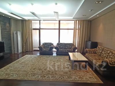 4-комнатная квартира, 190 м², 4/18 этаж помесячно, Байтурсынова 1 за 430 000 〒 в Нур-Султане (Астана), Алматы р-н