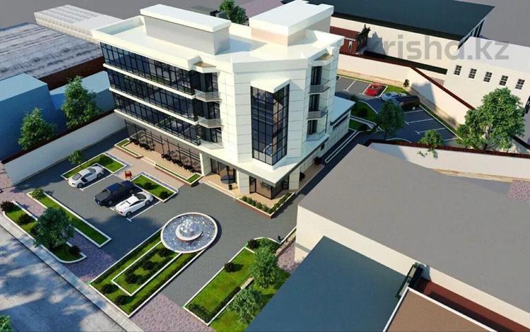 Здание, площадью 1446.7 м², мкр Самал-1 за 460 млн 〒 в Шымкенте, Абайский р-н