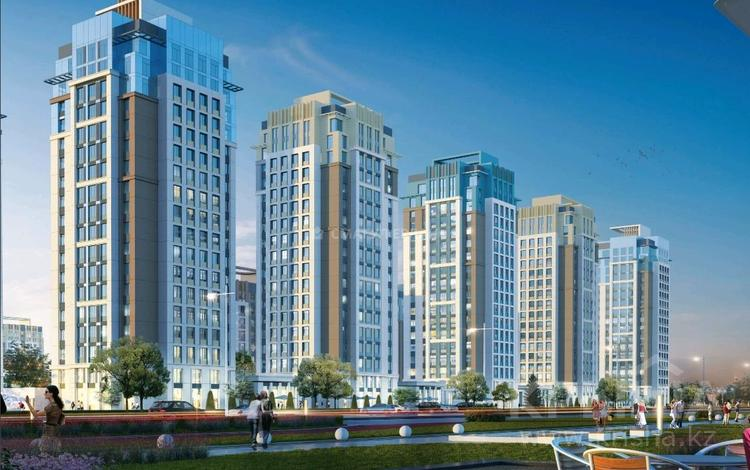 1-комнатная квартира, 52.19 м², 9/14 этаж, Улы дала 5/2 за 22 млн 〒 в Нур-Султане (Астане), Есильский р-н