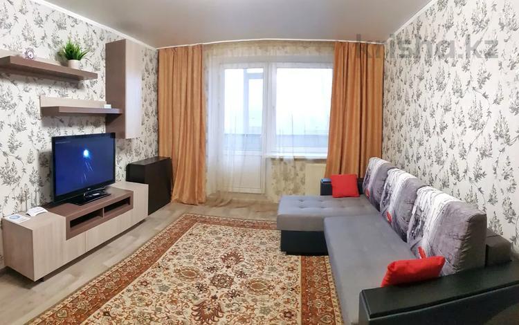 1-комнатная квартира, 44 м², 4/10 этаж посуточно, улица Бекхожина 7 — Майры за 6 000 〒 в Павлодаре