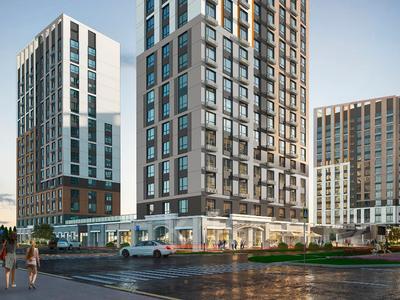 2-комнатная квартира, 68.36 м², Мухамедханова — 306 за 22.5 млн 〒 в Нур-Султане (Астана), Есиль р-н