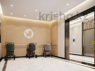 2-комнатная квартира, 68.36 м², Мухамедханова — 306 за 22.5 млн 〒 в Нур-Султане (Астана), Есиль р-н — фото 21