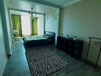 3-комнатная квартира, 130 м², 18/25 этаж посуточно, 11 мкр 112В за 15 000 〒 в Актобе, мкр 11