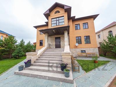 7-комнатный дом, 500 м², 10 сот., Айша биби за 249 млн 〒 в Нур-Султане (Астана), Есиль р-н