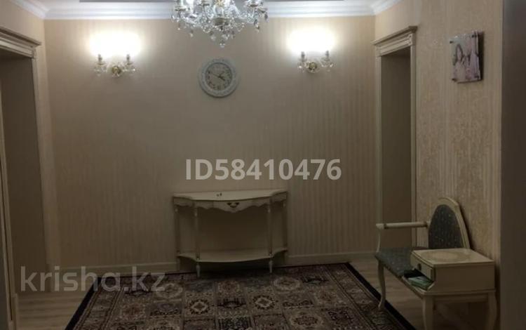 4-комнатная квартира, 158 м², 8/9 этаж, Сыганак 19 — Сауран за 57 млн 〒 в Нур-Султане (Астана), Есиль р-н