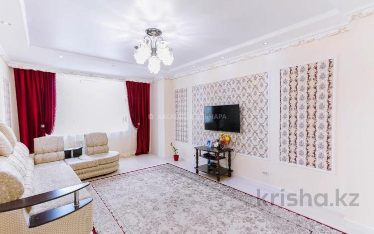 3-комнатная квартира, 100 м², 12/13 этаж, Е49 7 за 34 млн 〒 в Нур-Султане (Астана), Есиль р-н