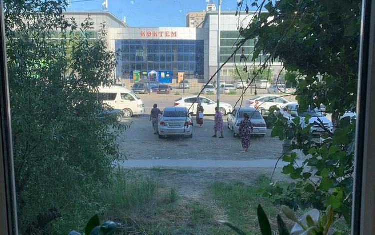 3-комнатная квартира, 75.6 м², 1/5 этаж, мкр Лесхоз за 25 млн 〒 в Атырау, мкр Лесхоз