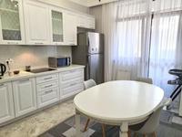 4-комнатная квартира, 144 м², 5/7 этаж на длительный срок, Митина 4 — проспект Достык за 1.2 млн 〒 в Алматы, Медеуский р-н