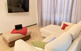 2-комнатная квартира, 76 м², 12/12 этаж, Розыбакиева 181 А — Байкадамова за 57 млн 〒 в Алматы, Бостандыкский р-н