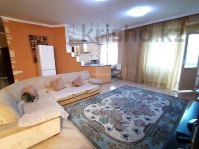 3-комнатная квартира, 130 м², 16/18 этаж, Курмангазы 145 — Муканова за 55 млн 〒 в Алматы, Алмалинский р-н