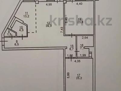 3-комнатная квартира, 130 м², 16/18 этаж, Курмангазы 145 — Муканова за 55 млн 〒 в Алматы, Алмалинский р-н — фото 13