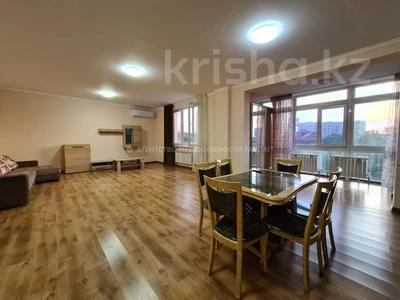 3-комнатная квартира, 140 м², 3/17 этаж помесячно, Розыбакиева 289 за 270 000 〒 в Алматы, Бостандыкский р-н — фото 24