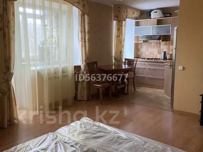 1-комнатная квартира, 34 м², 4/5 этаж помесячно, мкр Новый Город 32 — Ерубаева за 120 000 〒 в Караганде, Казыбек би р-н — фото 10