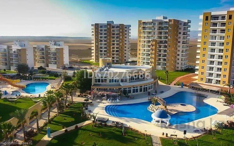 1-комнатная квартира, 40 м², 9/10 этаж, Cesar 2 за 34 млн 〒 в Фамагусте