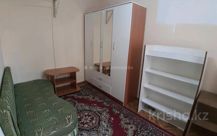 1-комнатный дом помесячно, 24 м², 4 сот., Жандосова — Розыбакиева за 45 000 〒 в Алматы, Бостандыкский р-н