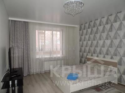 1-комнатная квартира, 45 м², 1/9 этаж посуточно, Алтынсарина 32 за 7 500 〒 в Костанае