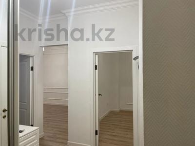 2-комнатная квартира, 62 м², 6/9 этаж, Улы Дала 6 — Сауран за 36 млн 〒 в Нур-Султане (Астане)