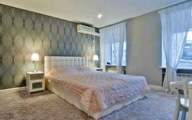 3-комнатная квартира, 140 м², 18/21 этаж посуточно, Динмухамеда Кунаева 12 — Акмешит за 22 000 〒 в Нур-Султане (Астана), Есильский р-н